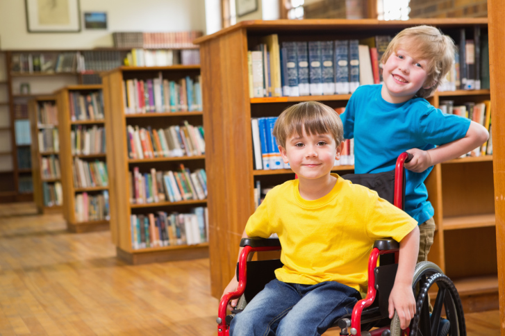 Talk to Kids about Disabilities