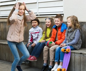 How To Build A Child's Social Skills During Recess