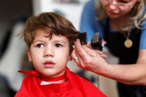 sensory processing disorder haircut