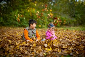 4 Fun Fall Sensory Activities for Your Child connections therapy center